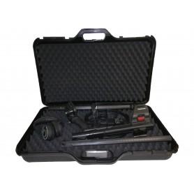 Mallette universelle de transport et protection détecteur de métaux
