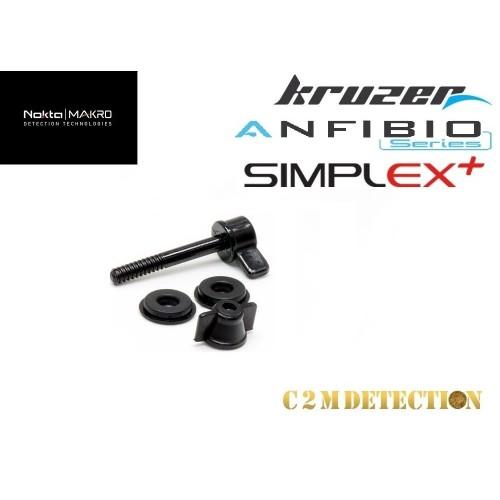 Kit Visserie bas de canne série : FORS / RACER / KRUZER / ANFIBIO /SIMPLEX