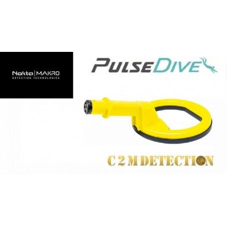 sonde aquatique pulsedive jaune