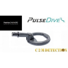 sonde aquatique 14 cm pulsedive noir