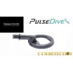 sonde aquatique pulsedive noir
