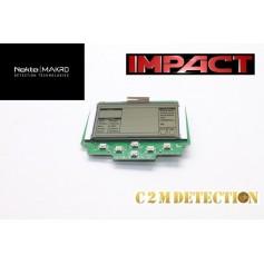 clavier et écran Nokta IMPACT
