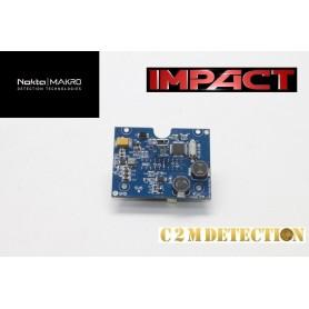 circuit imprimé alimentation Nokta IMPACT