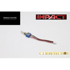 gachette et connectique Nokta IMPACT