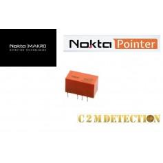 condensateur relais Nokta pointer