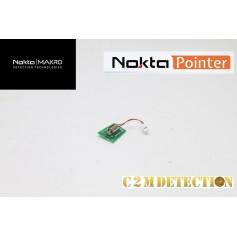 moteur vibration Nokta pointer