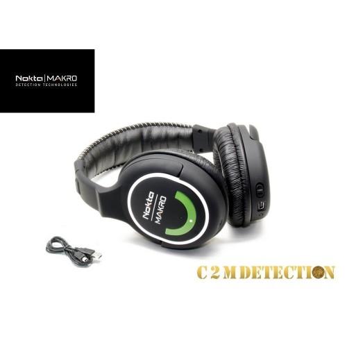 casque sans fil green edition SIMPLEX /KRUZER/ ANFIBIO